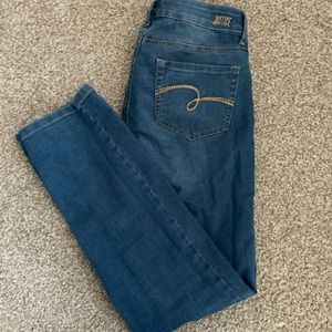 Justice Size 14 Mid Rise Jeans